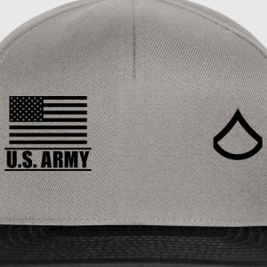 Private First Class PFC US Army, Mision Militar ™ Magliette - Snapback Cap