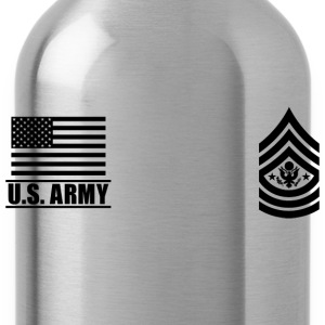 Sergeant Major of the Army SMA US Army T-shirts - Drinkfles