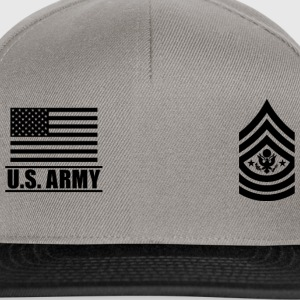 Sergeant Major of the Army SMA US Army T-shirts - Snapback Cap