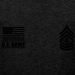 Sergeant Major of the Army SMA US Army T-shirts - Herre Premium tanktop