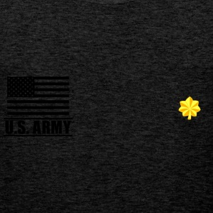 Major MAJ US Army, Mision Militar ™ T-shirts - Mannen Premium tank top