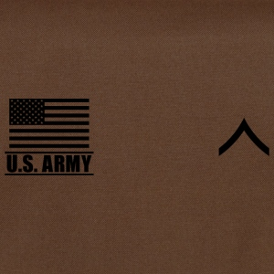 Private PV2 US Army, Mision Militar ™ T-shirts - Axelväska