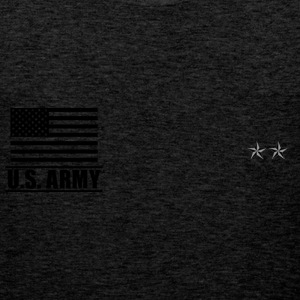 Major General MG US Army, Mision Militar ™ T-shirts - Mannen Premium tank top