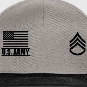 Staff Sergeant SSG US Army, Mision Militar ™ T-shirts - Snapbackkeps
