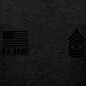First Sergeant 1SG US Army, Mision Militar ™ T-Shirts - Men's Premium Tank Top