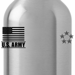 General of the Army GA US Army, Mision Militar ™ T-shirts - Drinkfles