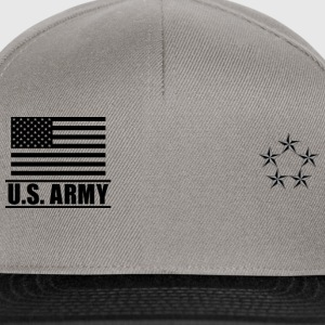General of the Army GA US Army, Mision Militar ™ T-skjorter - Snapback-caps