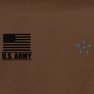 General of the Armies GAS US Army, Mision Militar T-shirts - Skuldertaske
