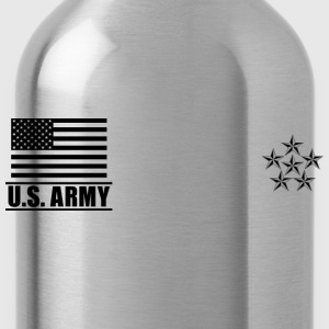 General of the Armies GAS US Army, Mision Militar T-Shirts - Trinkflasche