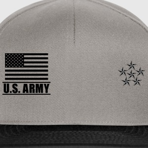 General of the Armies GAS US Army, Mision Militar T-skjorter - Snapback-caps