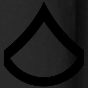 Private First Class PFC US Army, Mision Militar ™ T-shirts - Herre premium T-shirt med lange ærmer