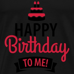Happy birthday to me! Tee shirts manches longues Bébés - T-shirt Premium Homme