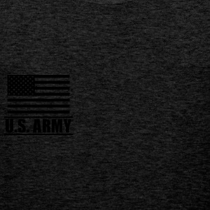 Private PV1 US Army, Mision Militar ™ T-shirts - Mannen Premium tank top
