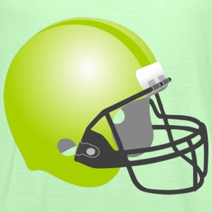 Football Helm T-Shirts - Frauen Tank Top von Bella