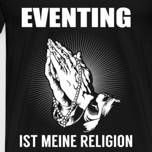 Eventing - meine Religion Tops - Men's Premium T-Shirt