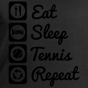 eat,sleep,tennis,repeat - Tennis t-shirt - Men's Sweatshirt by Stanley & Stella