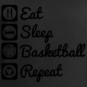 Eat,sleep,basketball,repeat - Basket T-shirt - Men's Sweatshirt by Stanley & Stella