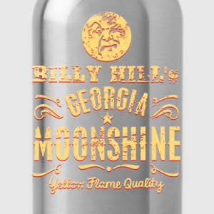 Moonshine Whiskey, distressed T-Shirts - Trinkflasche