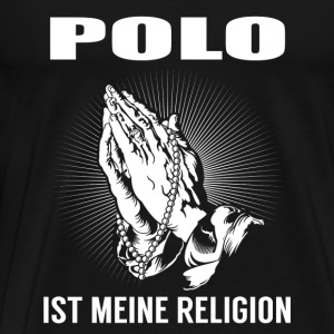 Polo - my religion Sports wear - Men's Premium T-Shirt