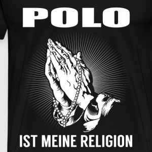 Polo - ma religion Sweat-shirts - T-shirt Premium Homme