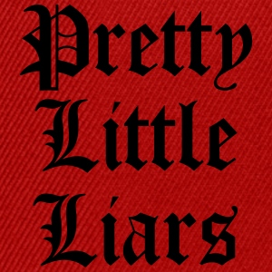 Pretty little liars Tee shirts - Casquette snapback