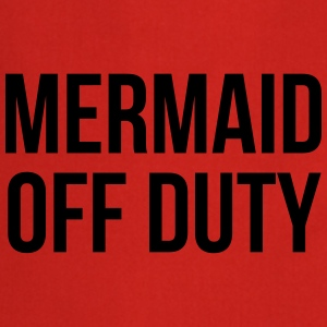 Mermaid off duty T-shirts - Keukenschort