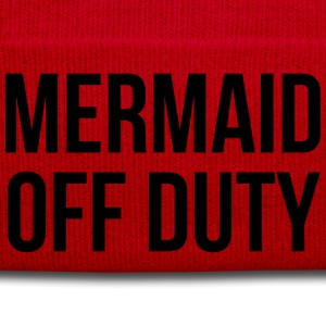 Mermaid off duty Tee shirts - Bonnet d'hiver