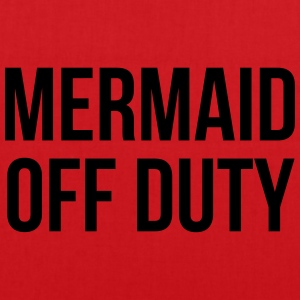 Mermaid off duty T-shirts - Tas van stof