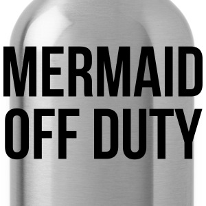 Mermaid off duty T-shirts - Drinkfles