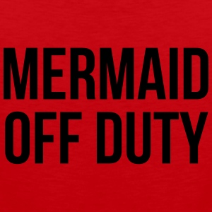 Mermaid off duty Tee shirts - Débardeur Premium Homme
