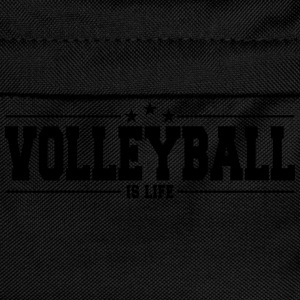volleyball is life 1 Sudaderas - Mochila infantil