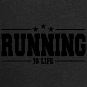 running is life 1 Casquettes et bonnets - Sweat-shirt Homme Stanley & Stella