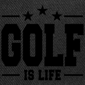 golf is life 1 Sweat-shirts - Casquette snapback