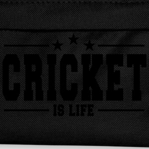 cricket is life 1 T-Shirts - Kids' Backpack