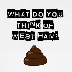 Millwall - What do you think of West ham?  - Baseball Cap