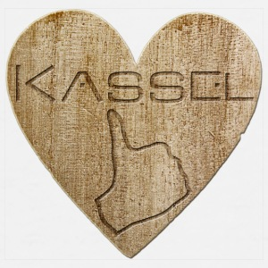 Love - Like Kassel Mugs & Drinkware - Men's Premium T-Shirt