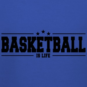 basketball is life 1 Tee shirts - Pull à capuche Premium Enfant