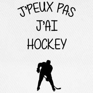 Hockey sur glace / Hockeyeur / Patinoire / Patins Tee shirts - Casquette classique