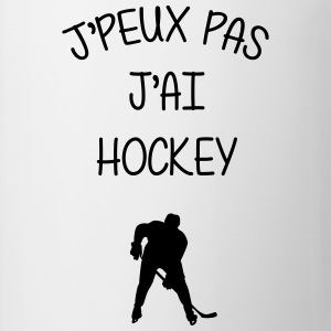 Hockey sur glace / Hockeyeur / Patinoire / Patins Tee shirts - Tasse