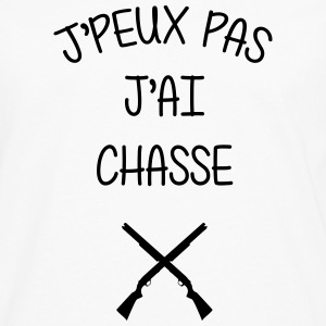 Chasse / Chasseur / Chasseuse / Animal / Nature Tabliers - T-shirt manches longues Premium Homme