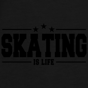 skating is life 1 Caps & Mützen - Männer Premium T-Shirt
