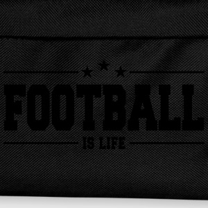 football is life 1 Caps & Hats - Kids' Backpack