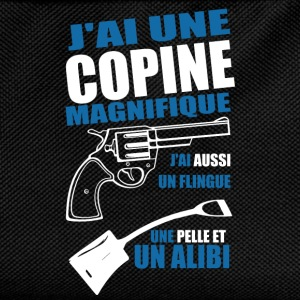 Copinemagnifique.png Tee shirts - Sac à dos Enfant