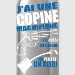 Copinemagnifique.png Tee shirts - Gourde