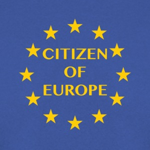 Citizen of Europe - Men's Sweatshirt