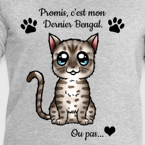 Bengal - Snow Tee shirts - Sweat-shirt Homme Stanley & Stella