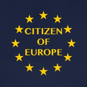 Citizen of Europe - Baseball Cap