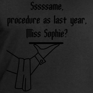 SAME PROCEDURE AS LAST YEAR MISS SOPHIE? T-Shirts - Männer Sweatshirt von Stanley & Stella