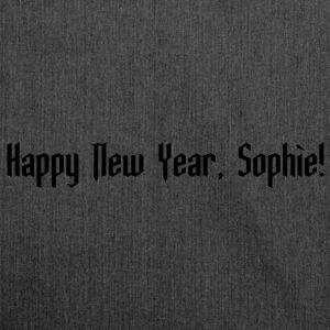 Happy New Year, Sophie! T-Shirts - Schultertasche aus Recycling-Material
