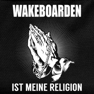 Wakeboarding - my religion T-Shirts - Kids' Backpack